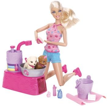 Barbie Bagnetto di coccole
