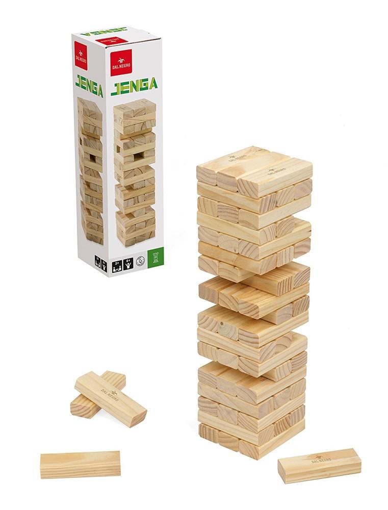 Jenga  - Gioco in legno - 53535