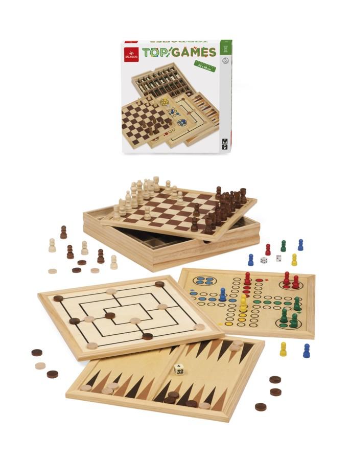 Giochi da Tavolo TOP Games 30 - 53560