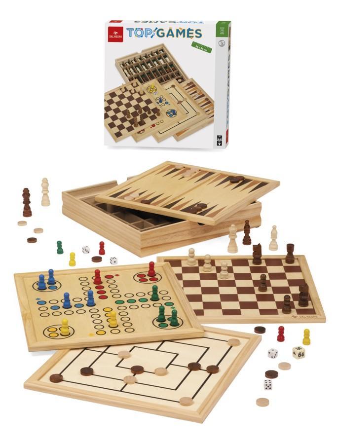 Giochi da tavolo Top Games 36 - 53565