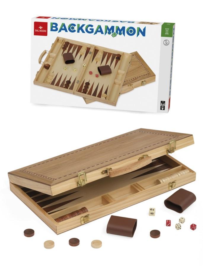 Backgammon Legno - 54269