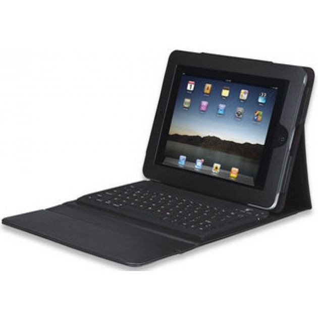 Custodia per iPad 2 e 3 con tastiera Bluetooth