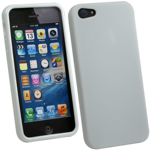 custodia iphone 6 bianca
