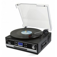 Giradischi-Convertitore-Vinile-LP-Cassette-Bluetooth-MP3-WMA,-TX-22+_Technaxx